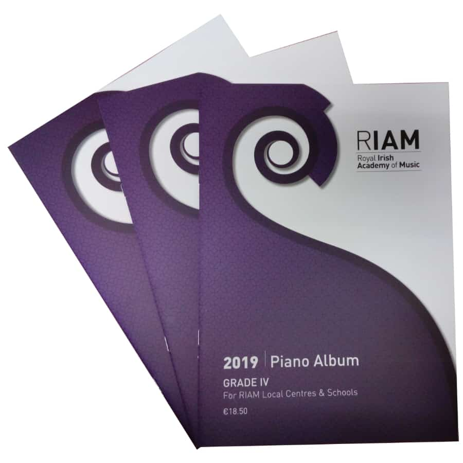 RIAM Piano Album Grade 1 2019