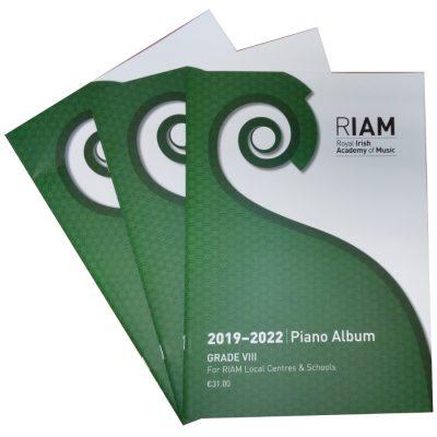 RIAM Senior Book