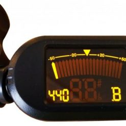 TGI 81 Clip On Tuner with vibration tuning