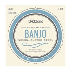 EJ60_Banjo_Strings