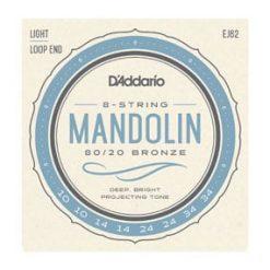 EJ62 D'addario Mandolin Strings