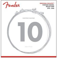 3150R fender bullets electric guitar strings