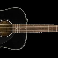 Fender cc60sbk acoustic guitar black