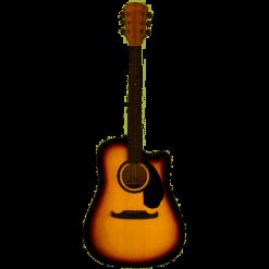 Fender FA-125CE SB Guitar