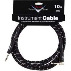FG10L fender instrument lead angled plug