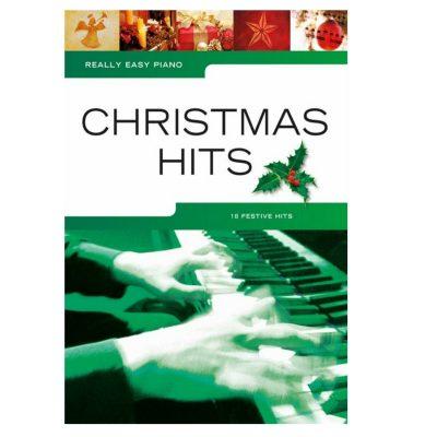 Really Easy Piano Christmas Hits