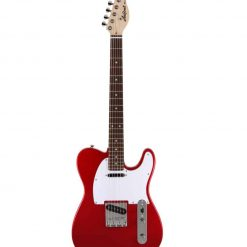 Aria Frontier Guitar Candy Apple Red