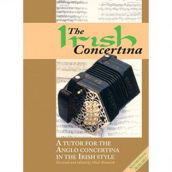 The Irish Concertina Book and CD Mick Bramich