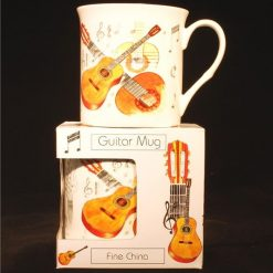 Fine China Mug Guitar