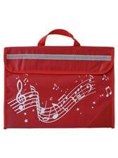 Musicwear Red Music bag
