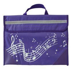 Purple Music Bag
