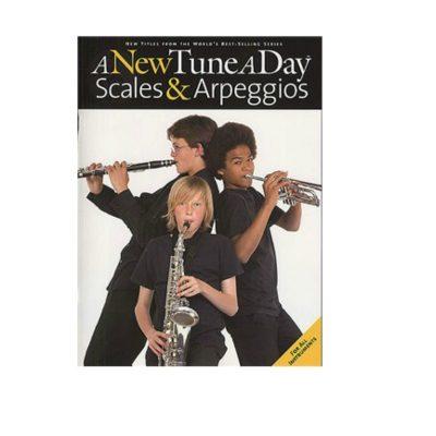A New Tune a Day Scales and Arpeggios