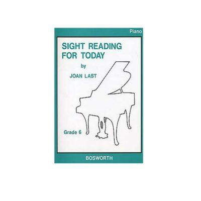 Sight Reading For Today: Piano Grade 6