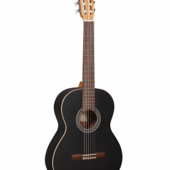 Alhambra 1C Satin Black Classical Guitar