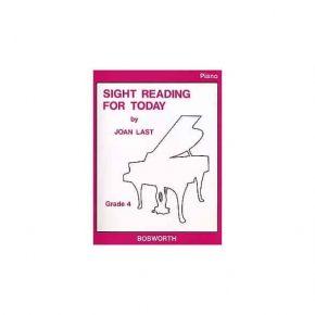Sight Reading For Today: Piano Grade 4