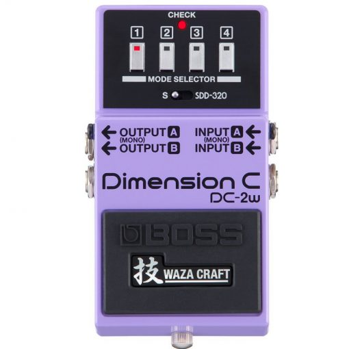 Boss DC2W Effect Pedal