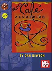 Cafe Accprdion Book & Cd