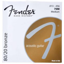 fender 70m guitar strings