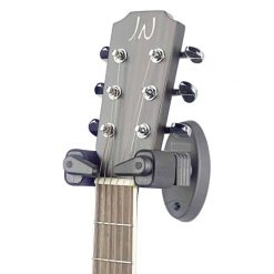 Locking Wall Mount Holder (Stagg) for Acoustic and Electric Guitars