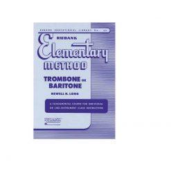 Rubank Elementary Method Trombone or Baritone