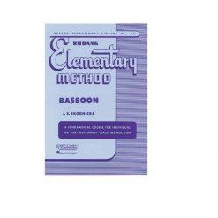 Rubank Elementary Method Bassoon