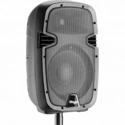 Stagg PMS10 US 10-Inch Active Speaker with Bluetooth and Reverb