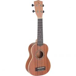 Stagg Concert Ukulele With Sapele Top Includes Gig Bag
