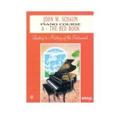 John W. Schaum: Piano Course A - The Red Book