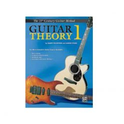 The 21st Guitar Theory Method 1