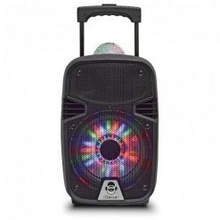 iDance Groove 215 Trolley Party Machine with Disco Ball