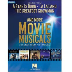 Songs from A Star Is Born and More Movie Musicals Ukulele
