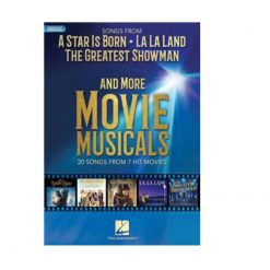 Songs From A Star Is Born, The Greatest Showman, La La Land And More Movie Musicals (Ukulele)