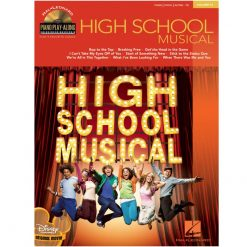 High School Musical Piano Play-Along Volume 51