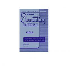 Rubank Elementary Method Viola