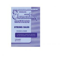 Rubank Elementary Method String Bass