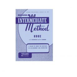 Rubank Intermediate Method Oboe