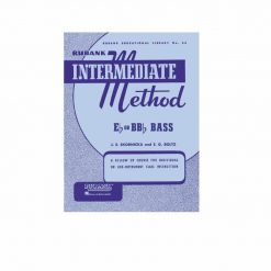 Rubank Intermediate Method Eb or Bb Bass