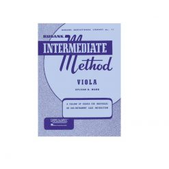 Rubank Intermediate Method Viola
