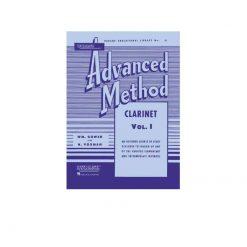 Rubank Advanced Method Vol. 1 Clarinet