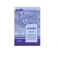 Rubank Advanced Method Clarinet Vol. 2