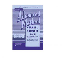 Rubank Advanced Method Trumpet or Cornet Vol. 2