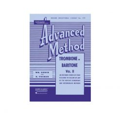 Rubank Advanced Method Trombone Vol. 2