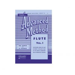 Rubank Advanced Method Flute Vol. 1