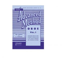 Rubank Advanced Method Oboe Vol. 1