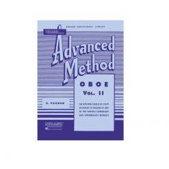 Rubank Advanced Method Oboe Vol. 2
