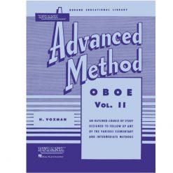 Rubank Advanced Method Vol. II Oboe