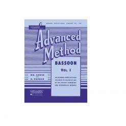 Rubank Advanced Method Bassoon Vol. 1