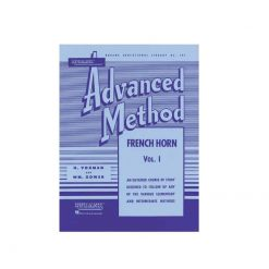 Rubank Advanced Method French Horn Vol. 1