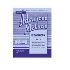 Rubank Advanced Method French Horn Vol. 2