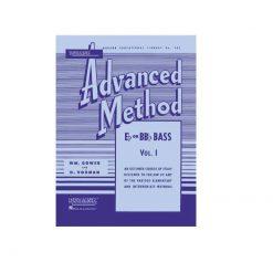Rubank Advanced Method Eb or Bb Bass